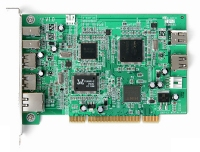 IO DATA 1394US2G-PCI