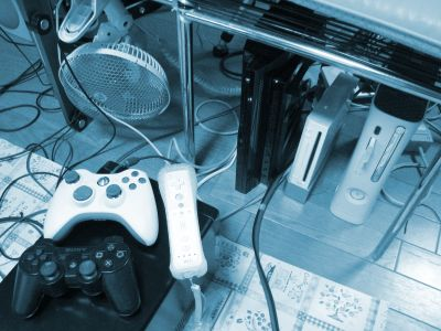 Snapshot 2008: Game console